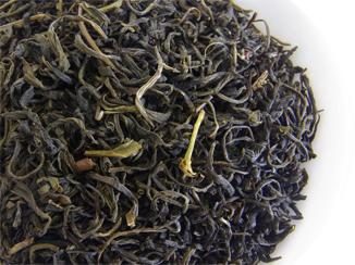珠型の高級ジャスミン茶